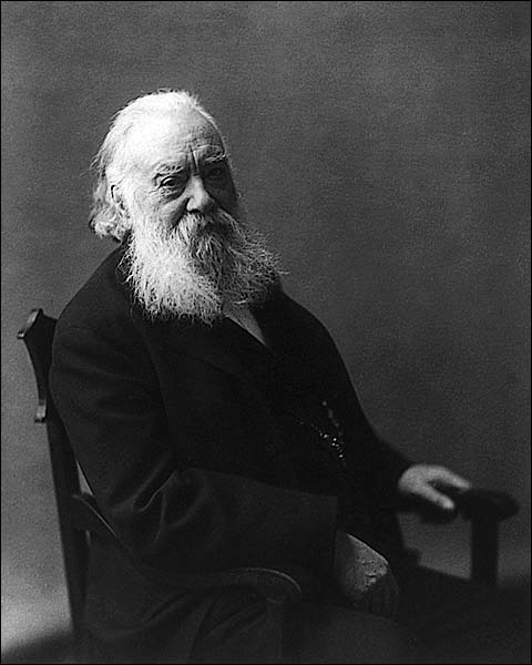 Alexander Melville Bell Portrait Photo Print for Sale