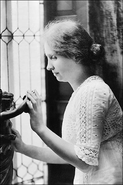 Helen Keller Portrait 1912 Photo Print for Sale