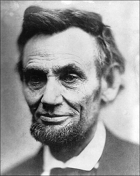 President Abraham Lincoln Last Portrait Photo Print for Sale