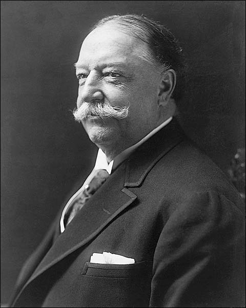 U.S. President William H. Taft Portrait Photo Print for Sale