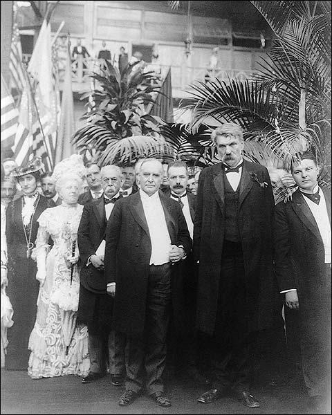 President William McKinley Last Portrait Photo Print for Sale