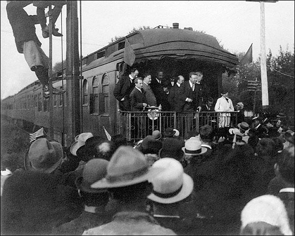 President Theodore Teddy Roosevelt Speech Photo Print for Sale