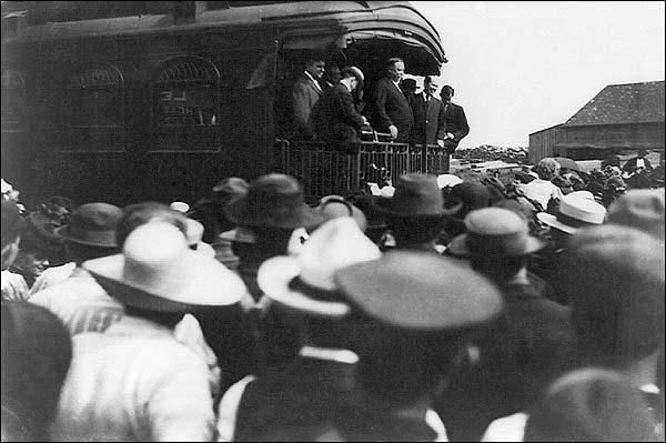 President William Howard Taft Campaign Iowa Photo Print for Sale