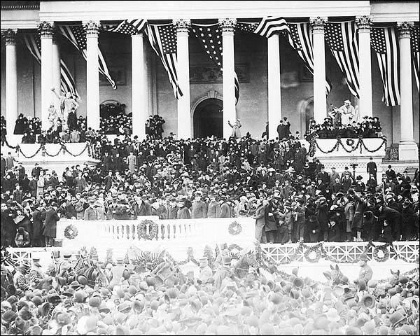 President William Howard Taft Inauguration Photo Print for Sale