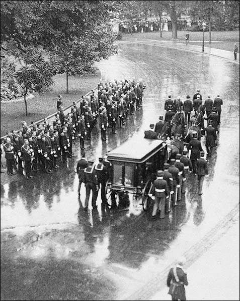 President William McKinley Funeral Photo Print for Sale