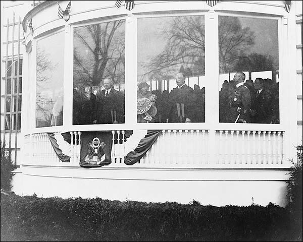 Pres. Herbert Hoover Inauguration Parade Photo Print for Sale