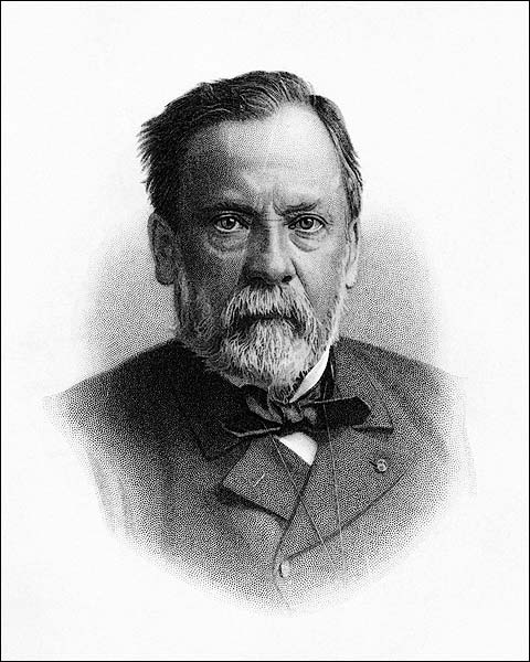 Germ Theory Father Louis Pasteur Portrait  Photo Print for Sale