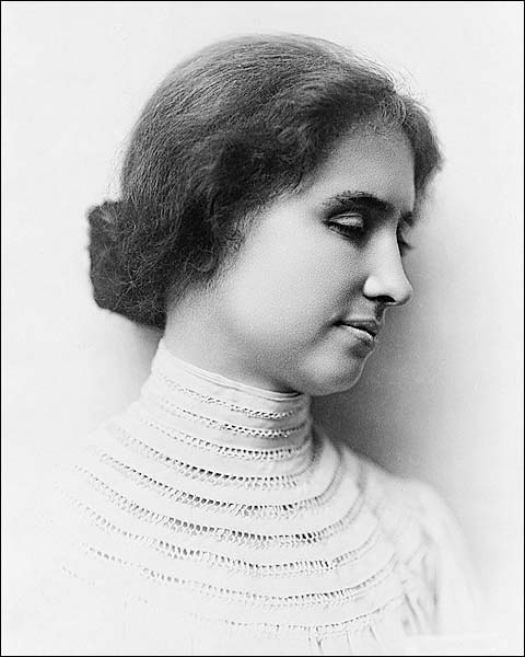 Helen Keller Portrait 1904 Photo Print for Sale