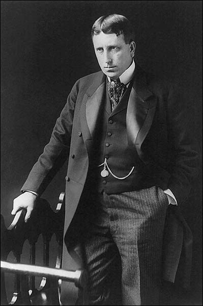 William Randolph Hearst Standing Portrait Photo Print for Sale