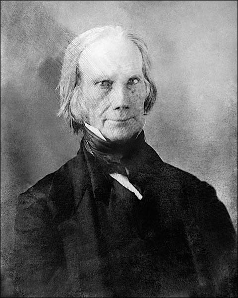 Senator Henry Clay Daguerreotype Portrait Photo Print for Sale