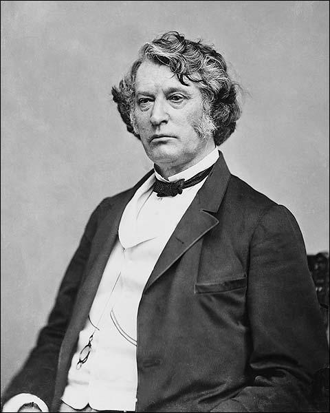Massachusetts Senator Charles Sumner Photo Print for Sale