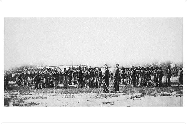 Civil War African American Colored Infantry Photo Print for Sale