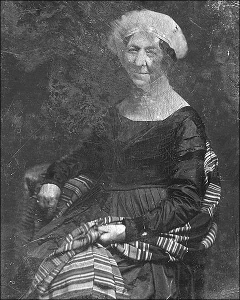 Dolley Madison Daguerreotype Portrait Photo Print for Sale