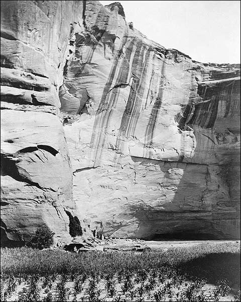 Navajo Canyon del Muerto Edward S. Curtis Photo Print for Sale