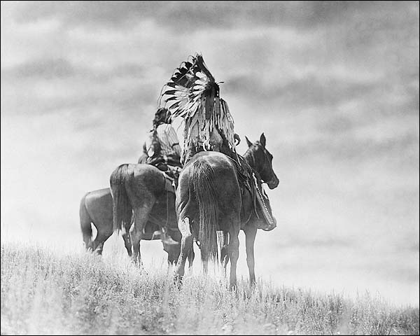 Cheyenne indian warriors edward s curtis photo print for sale for Photography prints for sale