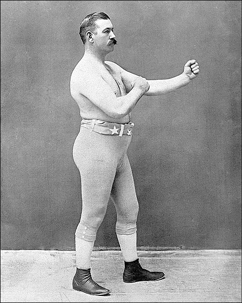 Boxing Champion John L. Sullivan Boxer Photo Print for Sale