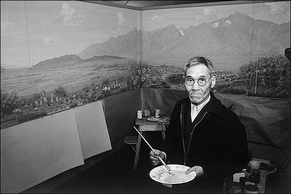 C.T. Hibino WWII Manzanar Ansel Adams 1943 Photo Print for Sale