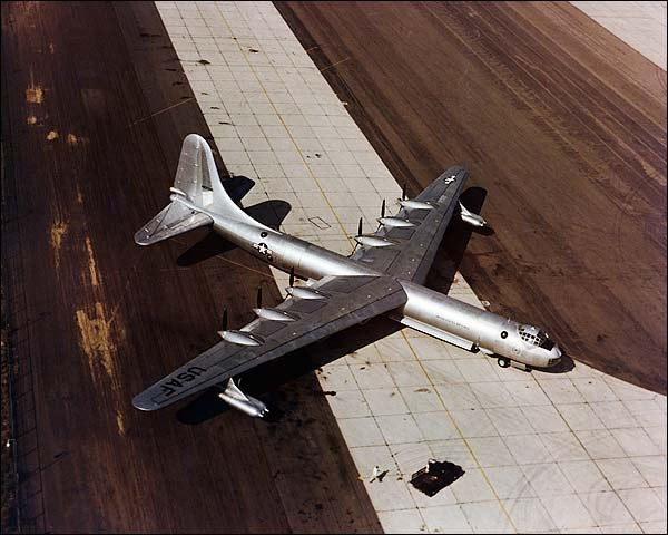 Consolidated B-36 Bomber Photo Print for Sale