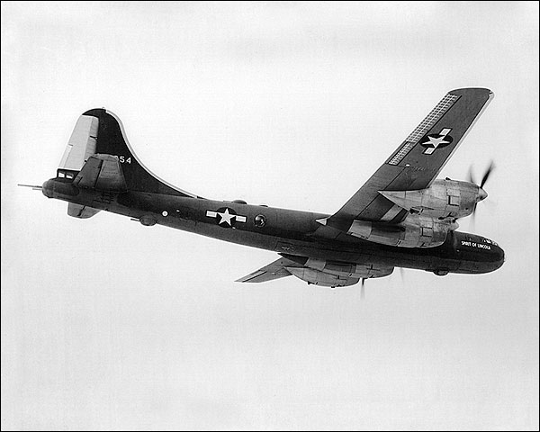 Boeing XB-39 Bomber Aircraft Photo Print for Sale