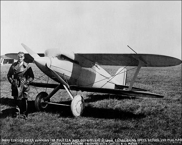 Curtiss R2C Navy Racer Aircraft Photo Print for Sale
