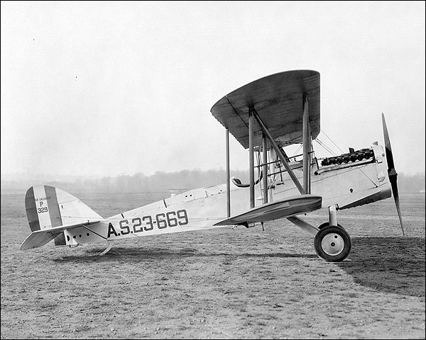 De Havilland DH-4 Airplane Photo Print for Sale