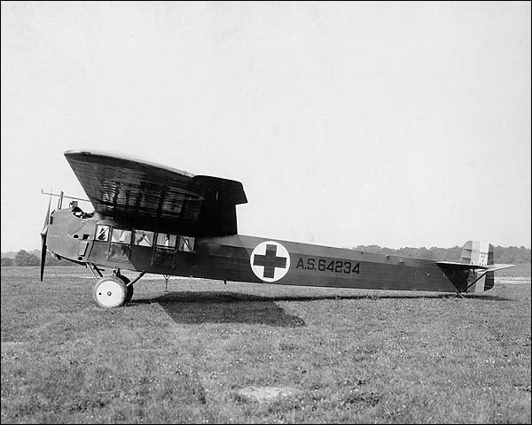 Fokker A2 Ambulance Aircraft Photo Print for Sale