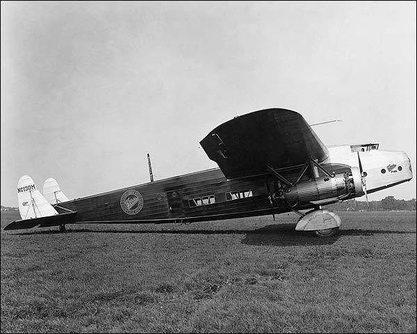 Fokker F32 / F-32 Quad Motored Aircraft Photo Print for Sale