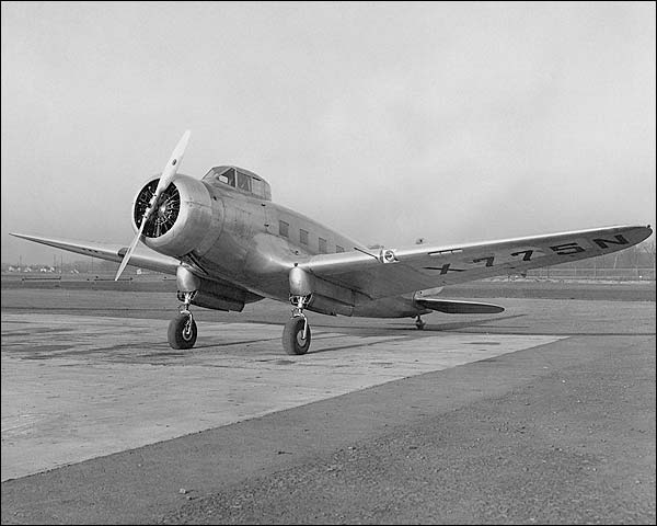 General Aviation Transport Aircraft Photo Print for Sale