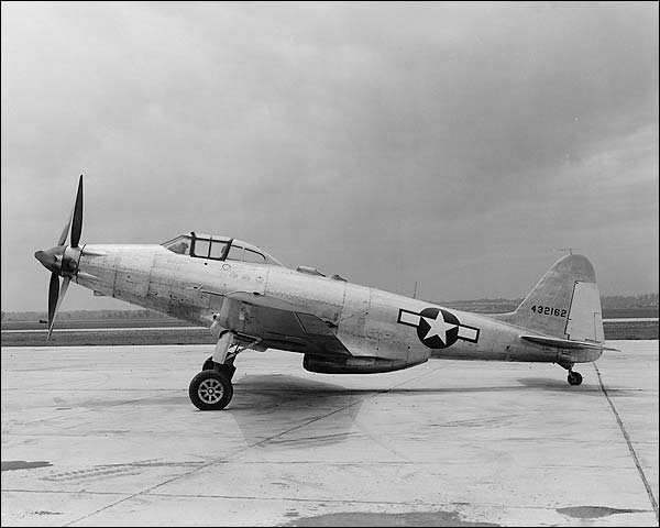 General Motors P-75 / P-75A Eagle  Photo Print for Sale
