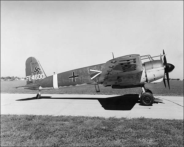 Henschell Hs-129 German WWII Plane Photo Print for Sale