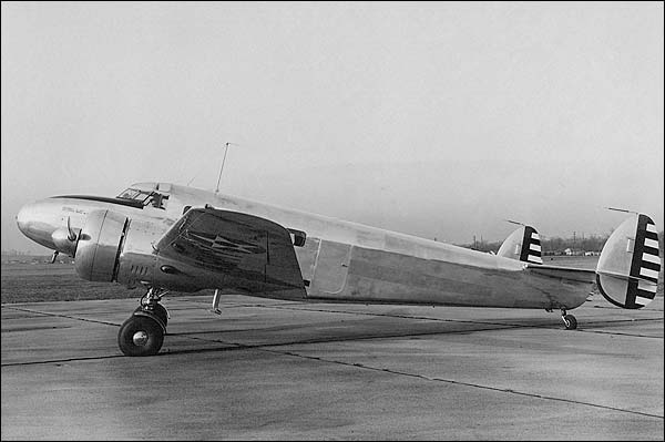 WWII Lockheed C-40 Aircraft Photo Print for Sale