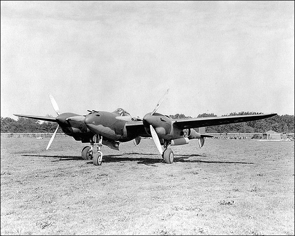 Lockheed P-38 Lightning WWII Aircraft Photo Print for Sale