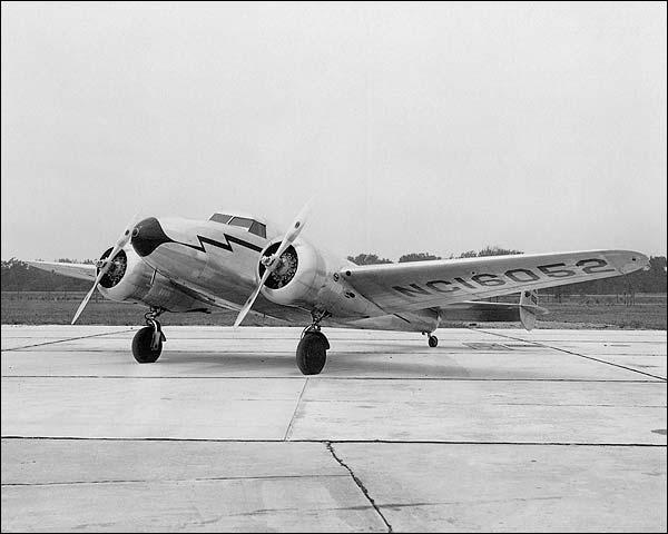 Lockheed Electra Model 12  Photo Print for Sale