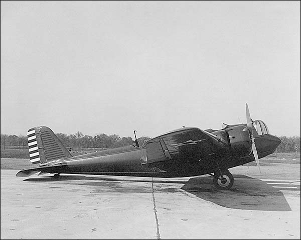 Martin B-10 Bomber Aircraft Photo Print for Sale