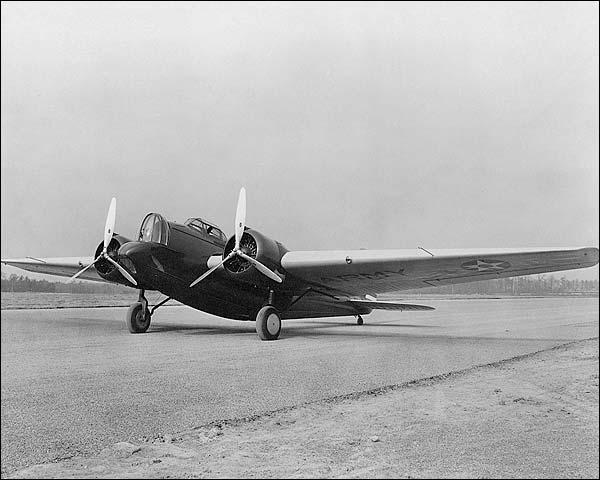 Martin YB-10 / B-10 Bomber Aircraft Photo Print for Sale
