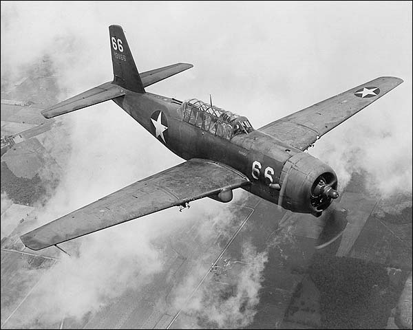 WWII Vultee A-35 Vengeance Dive Bomber Photo Print for Sale