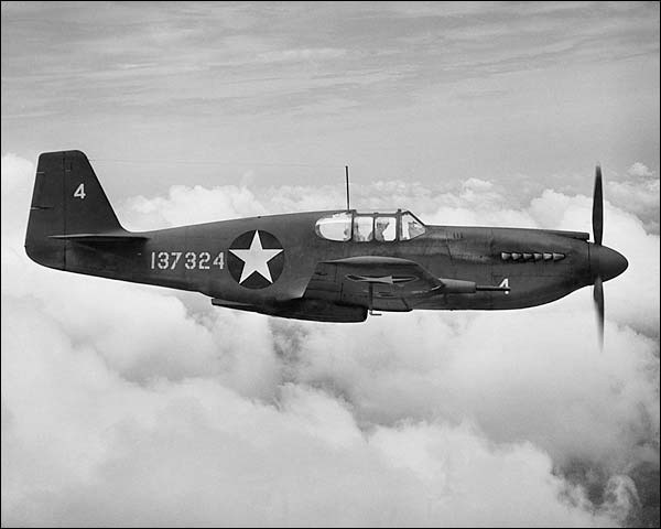 Vultee A-35 Vengeance WWII Dive Bomber Photo Print for Sale