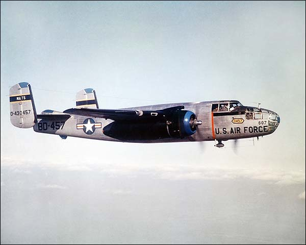 North American B-25 Mitchell WWII Bomber Photo Print for Sale
