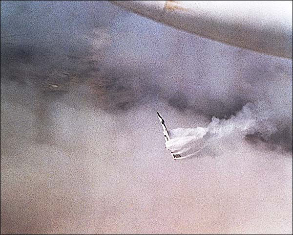 XB-70 / XB-70A Valkyrie Mid Air Collision Photo Print for Sale