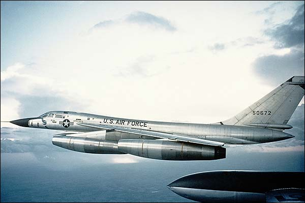 Convair B-58 Hustler Bomber Photo Print for Sale