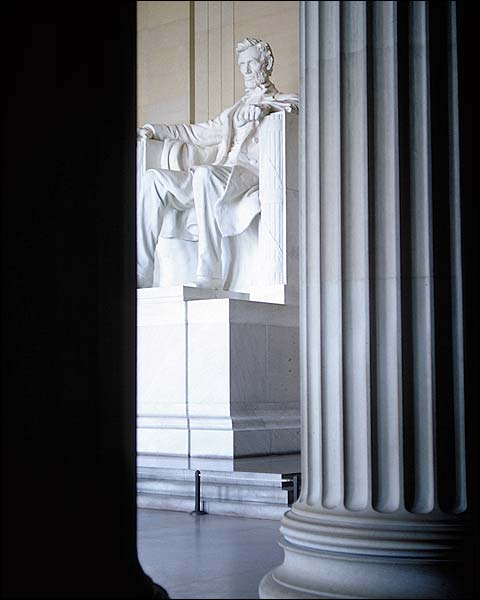 Lincoln Memorial, Washington D.C. Photo Print for Sale
