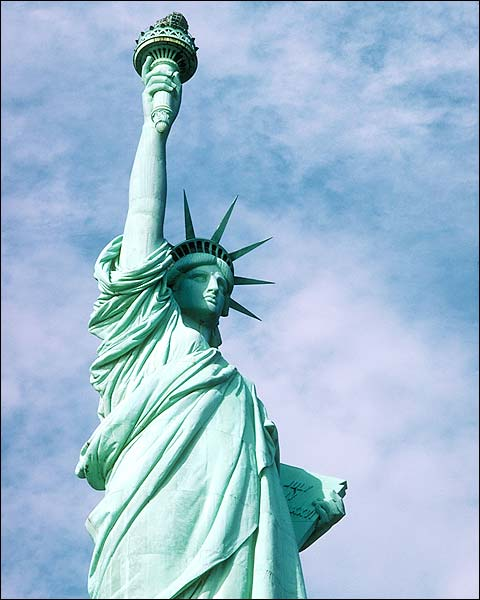 Statue of Liberty, New York City Photo Print for Sale