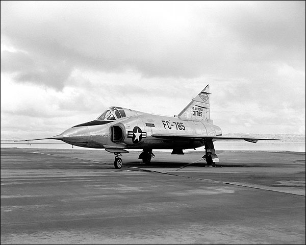 Convair YF-102 Delta Dagger F-102 Photo Print for Sale