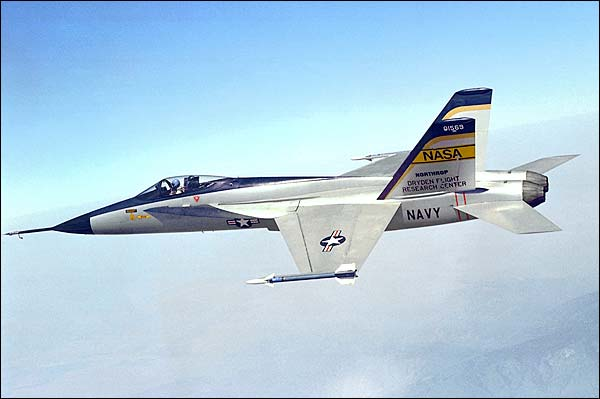 Northrop YF-17 Cobra in Flight F-18 Photo Print for Sale