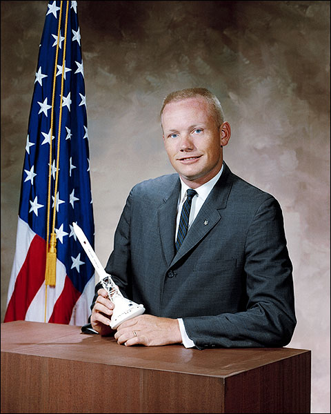 Apollo 11 Astronaut Neil Armstrong NASA Photo Print for Sale