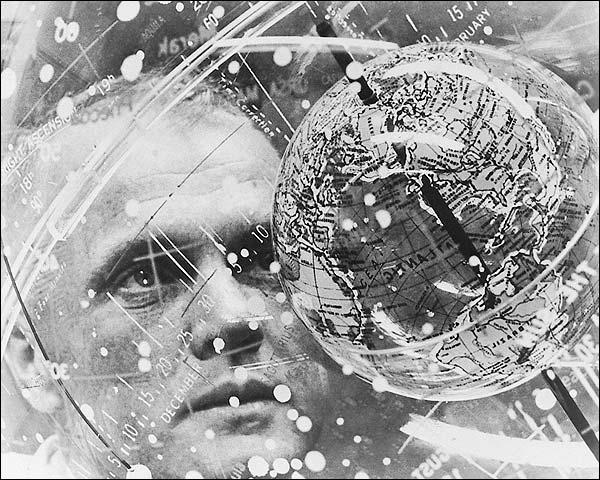 Mercury John Glenn Training Device Photo Print for Sale