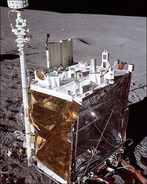 Apollo Lunar Surface Experiment Package Apollo 14  Photo Print for Sale