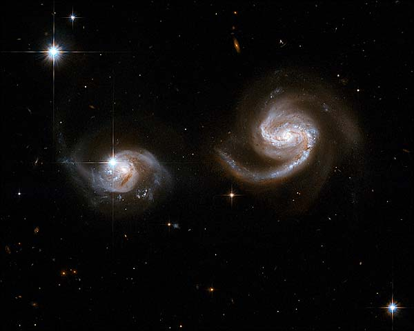 Interacting Galaxies Hubble Space Telescope Photo Print ...