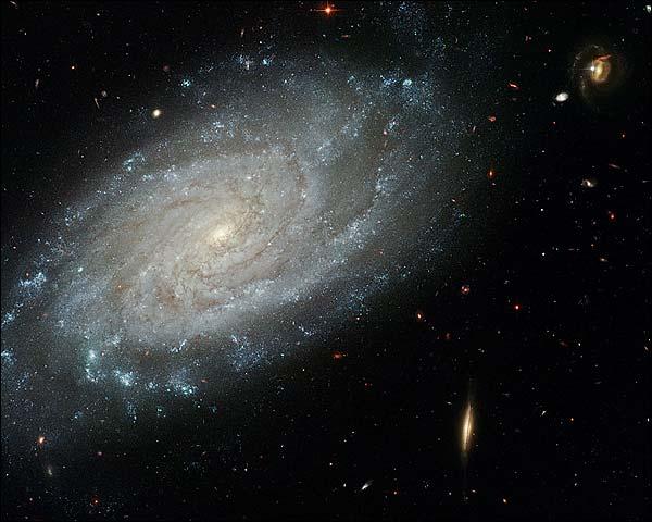 Silverado Galaxy Hubble Space Telescope Photo Print for Sale