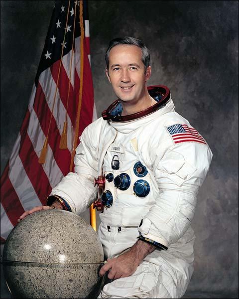 Apollo 9 Astronaut James McDivitt WSS Portrait NASA Photo Print for Sale